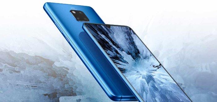 Huawei Mate 20 X met gigantisch 7,2 inch display voor gamers