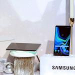 Samsung presenteert Galaxy Note 9 in het wit