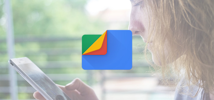 Google Files is nieuwe naam voor Files Go en krijgt nieuw design