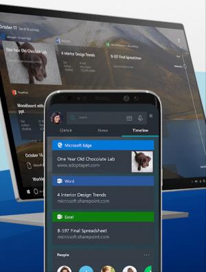Microsoft Launcher 5.0