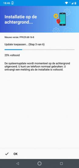 Motorola One Android 9 Pie