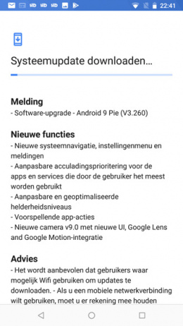 Nokia 6.1 Android 9 Pie