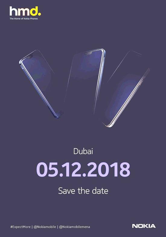Nokia aankondiging 5 december 2018