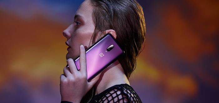 OnePlus 6T in gaaf Thunder Purple komt naar Nederland