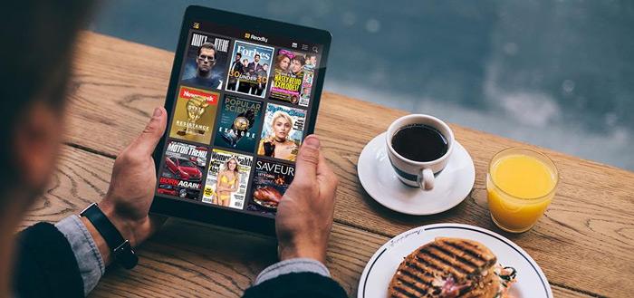 Readly app: de 'Spotify' voor het (onbeperkt) lezen van tijdschriften