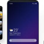 Meer foto's van nieuwe Samsung One UI interface; 'niet naar Galaxy S8 en Note 8'
