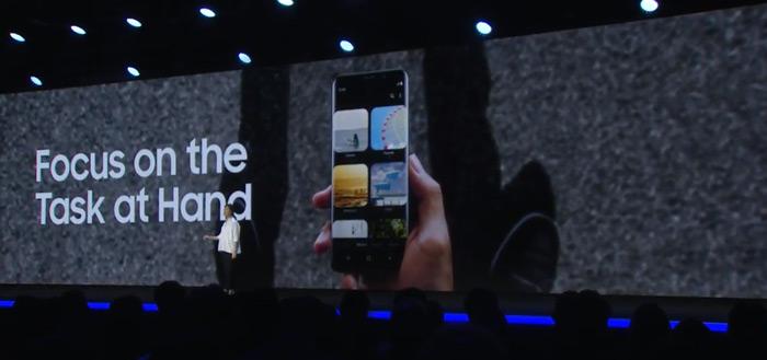 Samsung presenteert haar nieuwe skin voor over Android: One UI (foto's)