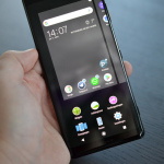 Sony Xperia XZ3 widget