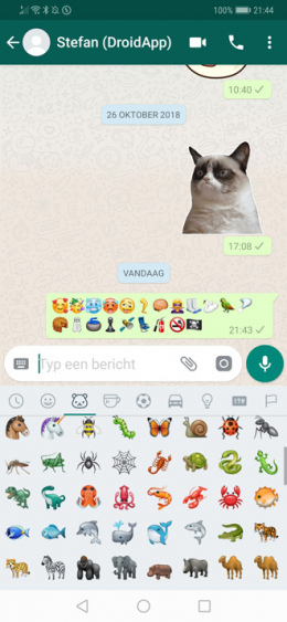 WhatsApp emoji 11