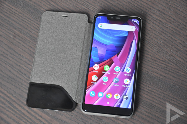 Wiko View 2 Plus WiLine cover