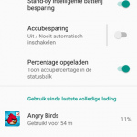 Wiko View 2 Plus accuverbruik