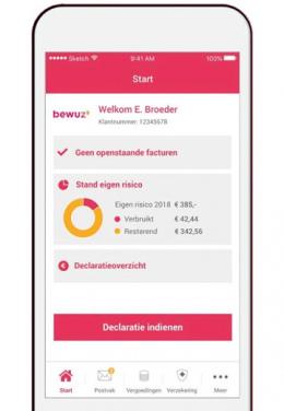 Bewuzt app