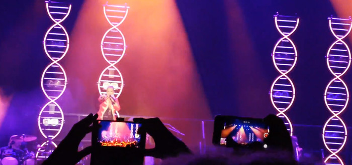 Ergernis over filmen bij concerten onderzocht; smartphonegebruik aan banden?