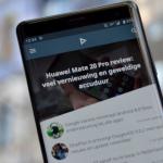 DroidApp App 3.0: grote frisse update met vernieuwd leesplezier