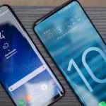 Eerste concepten tonen mogelijk ontwerp van nieuwe Samsung Galaxy S10