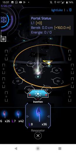 Ingress Prime deploy