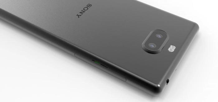 Sony Xperia XA3 Ultra nu ook gelekt in strakke renders