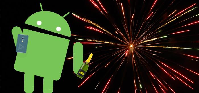 DroidApp wenst je een gezond en voorspoedig 2019 (+ verrassing) 🥂🎆