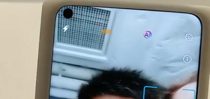 Honor View 20 in beeld: enorm dunne schermranden; opening front-camera