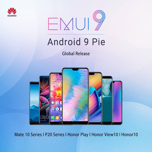 Huawei Honor Android Pie