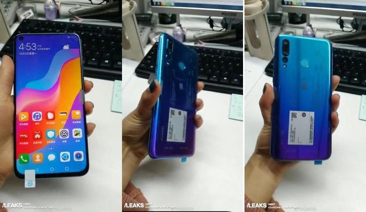 Huawei Nova 4 live foto