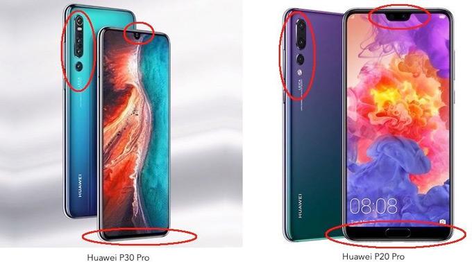 Huawei P20 Pro - P30 Pro