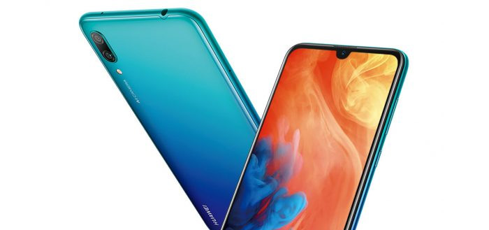 Huawei Y7 Pro 2019 officieel: mooi toestel met druppel-notch