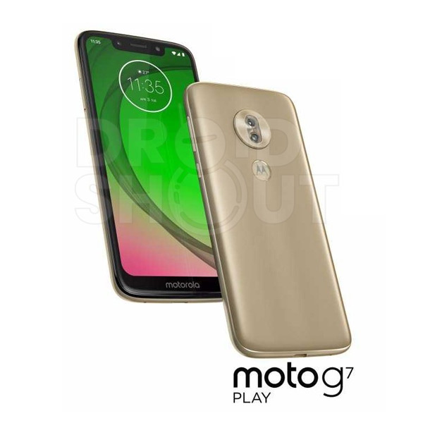 Moto G7 Play persfoto