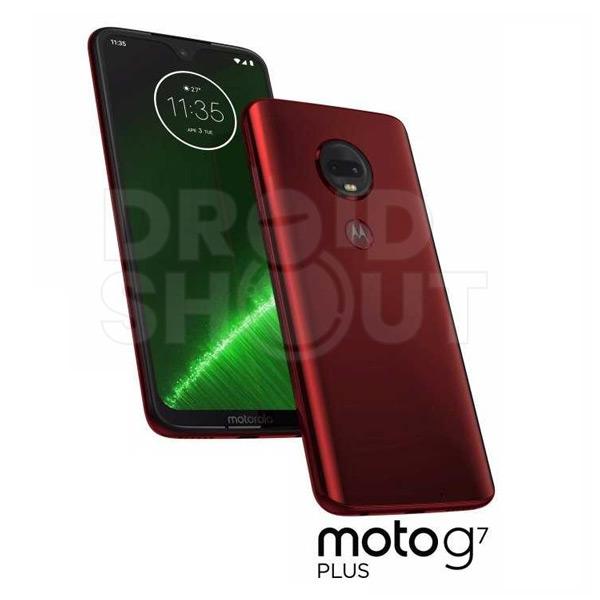 Moto G7 Plus persfoto