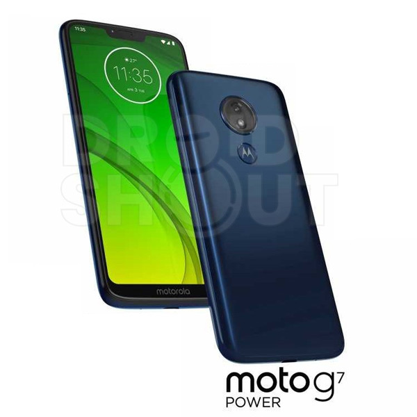 Moto G7 Power persfoto