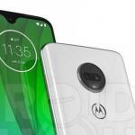 Moto G7-serie op persfoto's uitgelekt: G7, Plus, Play en Power
