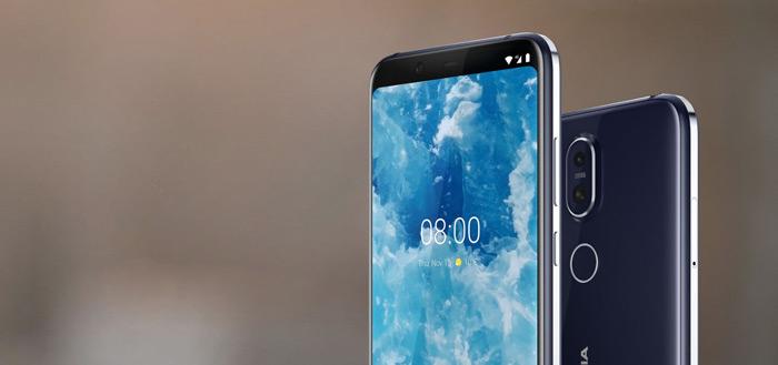 Nokia 8.1, 5.1 Plus en 8 Sirocco krijgen beveiligingsupdate van januari