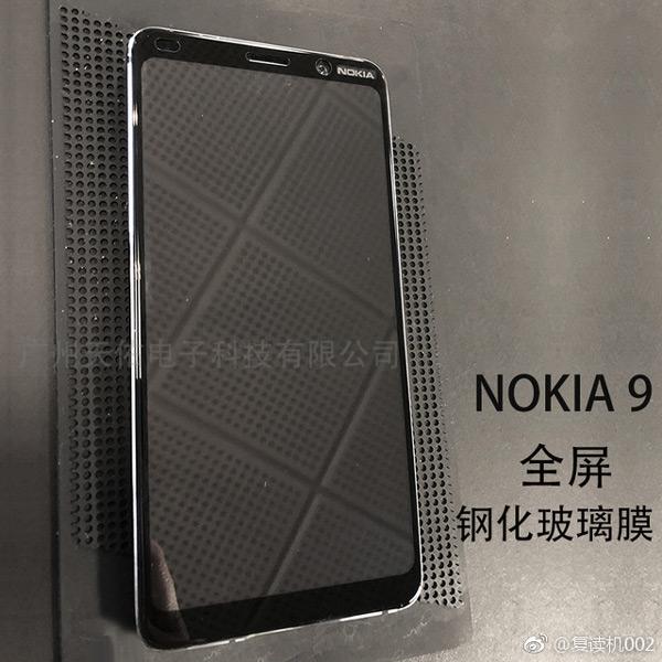 Nokia 9 voorkant foto 2