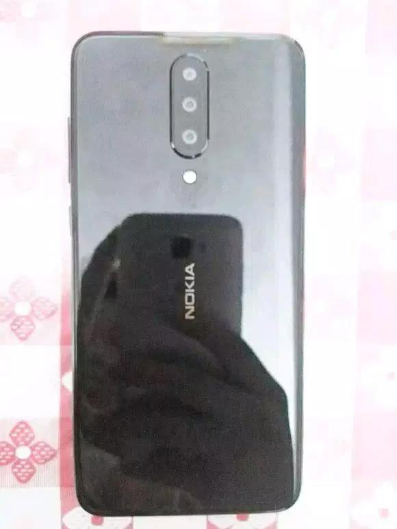 Nokia triple-camera