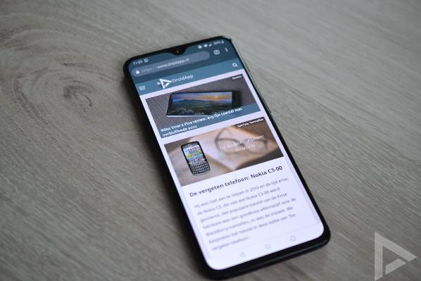 OnePlus 6T internet