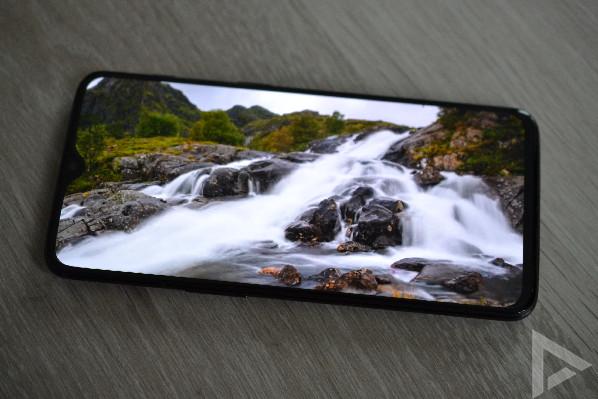 OnePlus 6T test