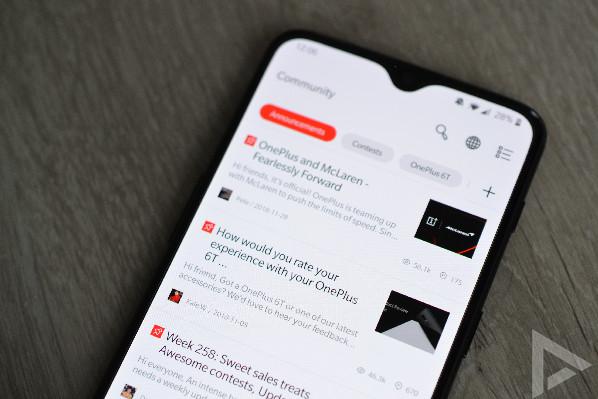 OnePlus 6T community