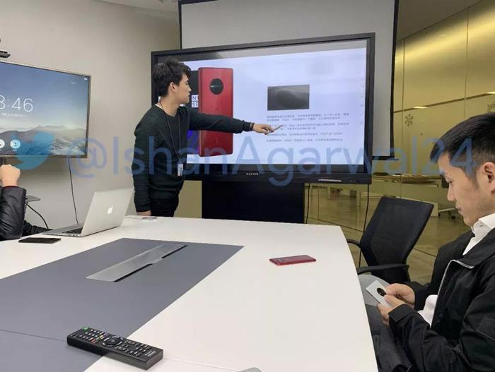 OnePlus smartphone presentatie