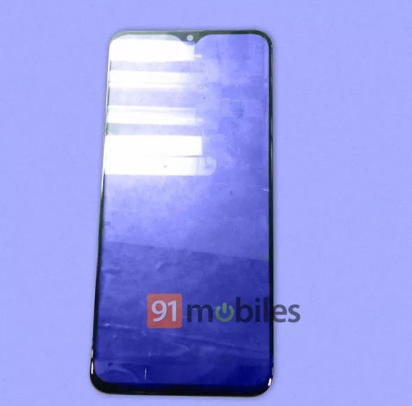 Samsung Galaxy M20 front-paneel
