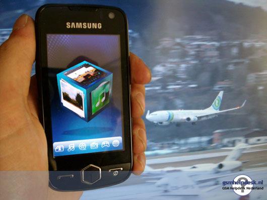Samsung Jet Motion Control