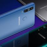 Samsung presenteert Galaxy A8s met Infinity-O-Display en meer