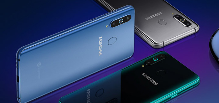 Samsung presenteert Galaxy A8s met Infinity-O-Display en meer