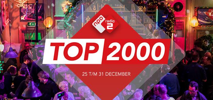 Top 2000: volg met deze twee handige apps de lijst van Radio 2