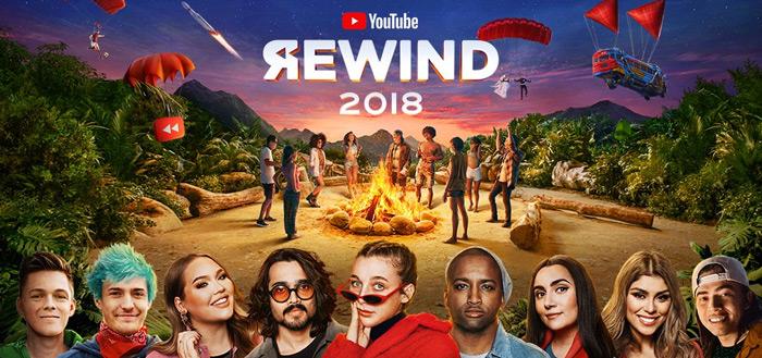 YouTube Rewind 2018: de beste video's van het hele jaar