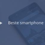 10 beste Android-smartphones tot 200 euro (12/2018)