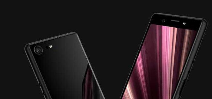 Sony Xperia XZ4 Compact in video te zien: design gaat terug in de tijd