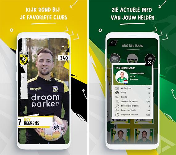 AH Voetbal app
