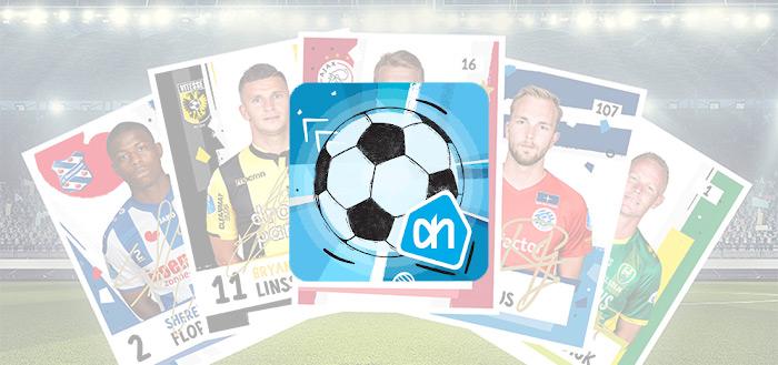 AH Voetbal app: verzamel je Eredivisie voetbalplaatjes op je smartphone