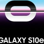 Samsung kiest naam 'Galaxy S10e' voor goedkoopste S10-model