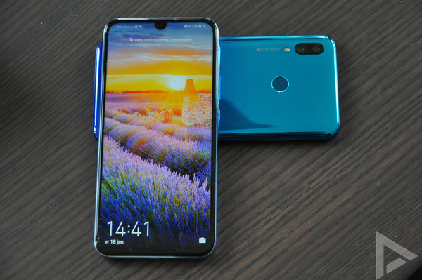 Honor 10 Lite vs Huawei P Smart 2019 vergelijking